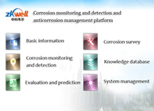 Corrosion and protection management system