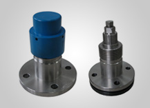 Two inch access fitting assembly